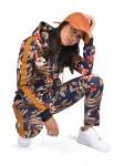 Pantalon de jogging imprimé tropical Femme Project X Paris