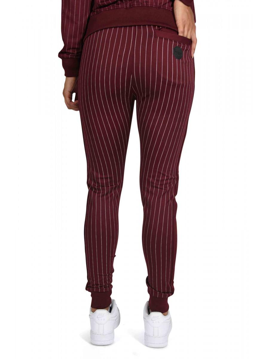 Nouveaux produits meilleur grossiste livraison gratuite Pantalon de jogging rayure tennis et bandes contrastantes