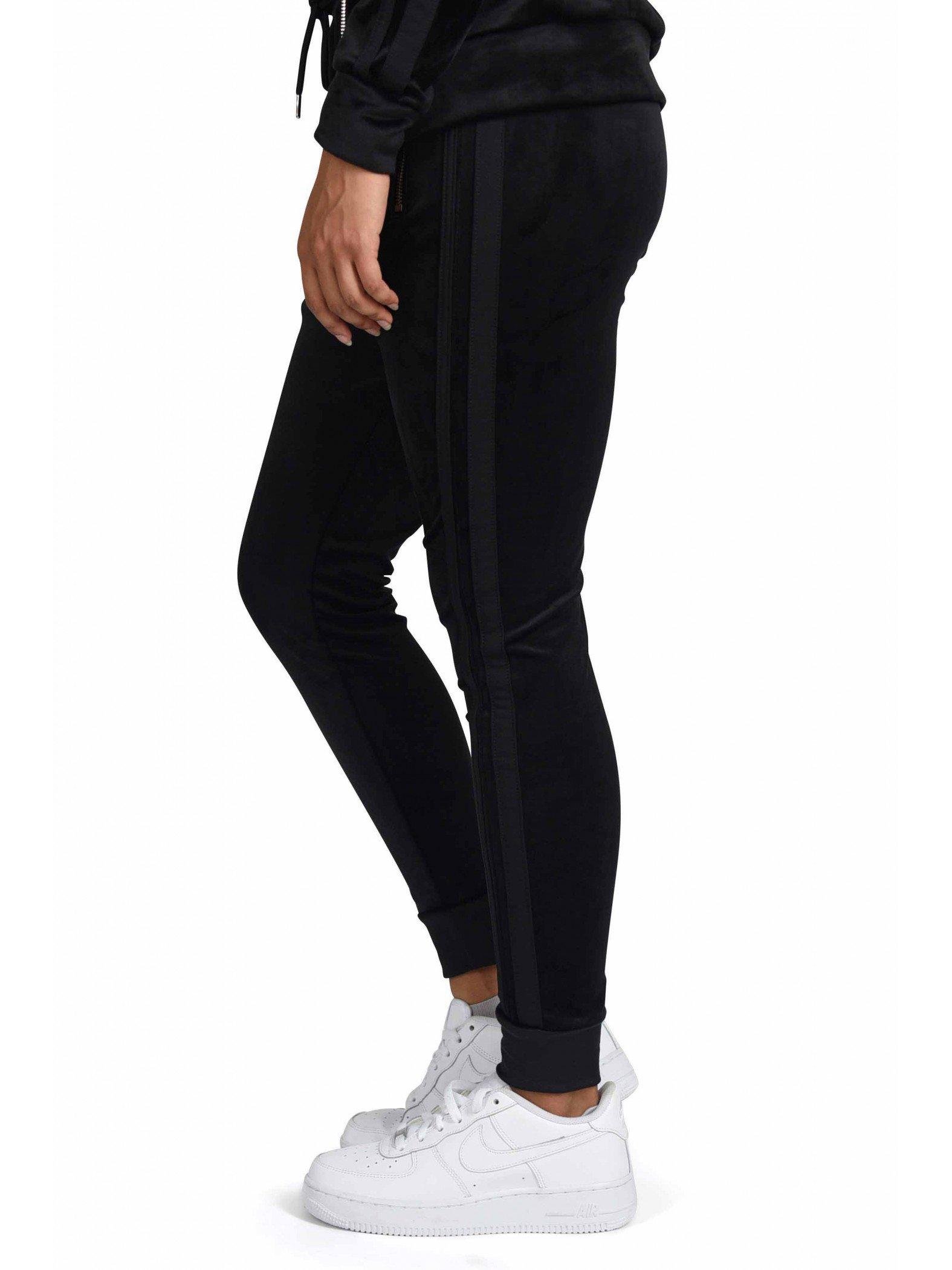new arrival 80adc 2fbb5 Paris Jogging Velvet X Pantalon De Bandes Project Femme Ebay Doubles 8P5fUq