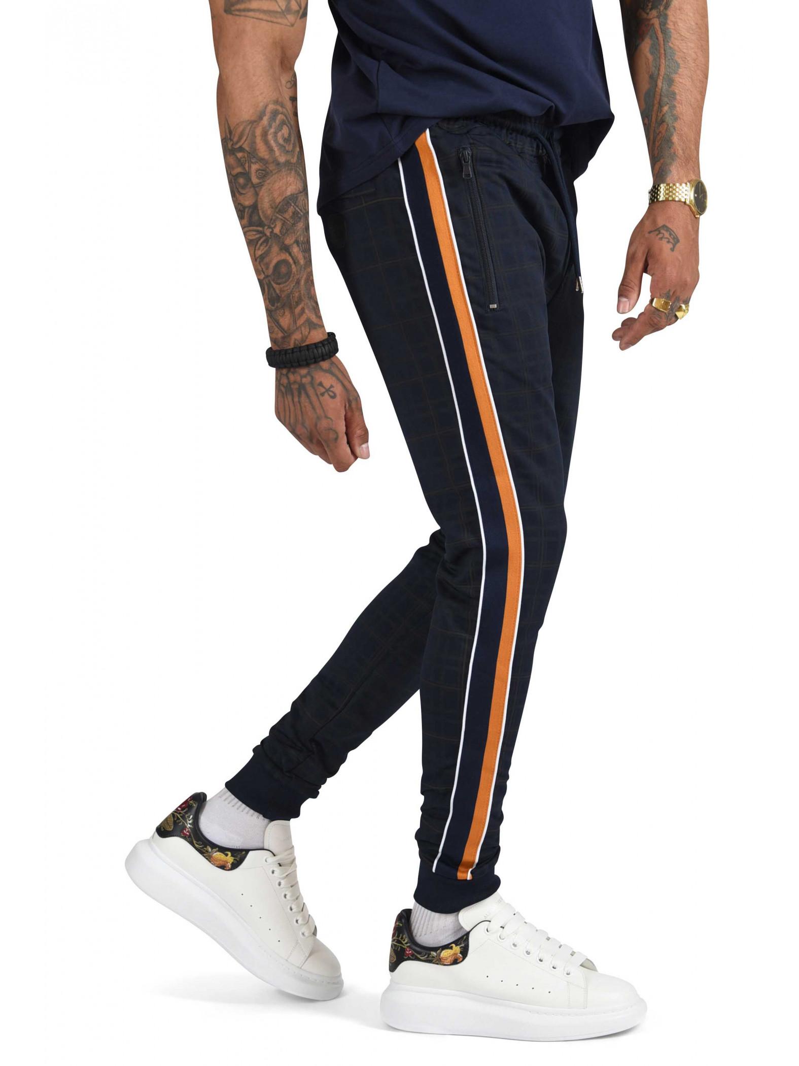 pantalon de jogging bandes color es homme project x paris. Black Bedroom Furniture Sets. Home Design Ideas