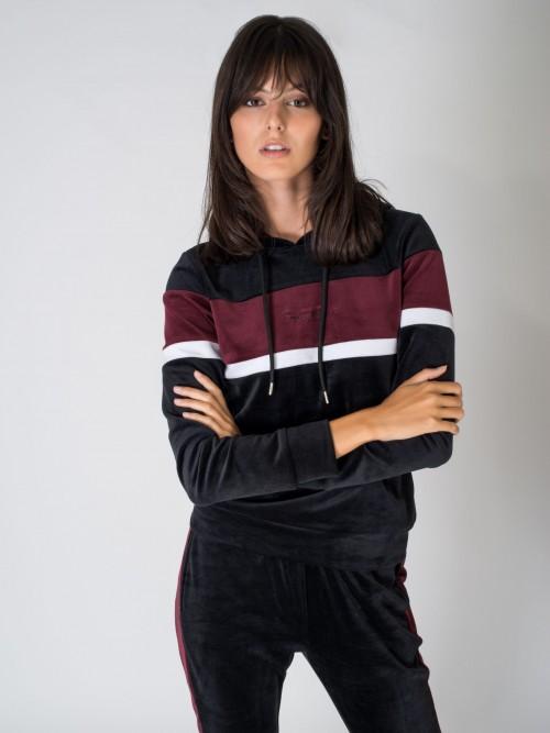 Velvet hoodie Project X Paris Women