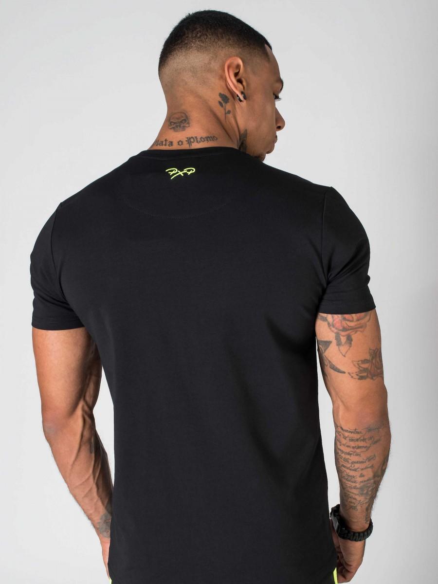 06ddbc645c Basic Neon Print T-Shirt