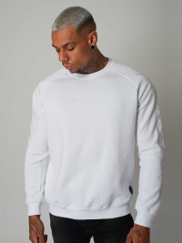 Tone-on-tone embroidered sweatshirt Project X Paris