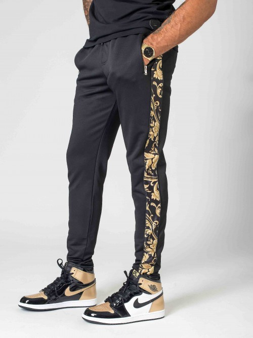 Baroque pattern sweatpants Project X Paris