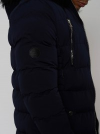 Manteau à capuche fourrure Homme Project X Paris