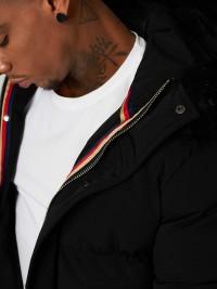 Doudoune à bandes intérieures ticolores Homme Project X Paris