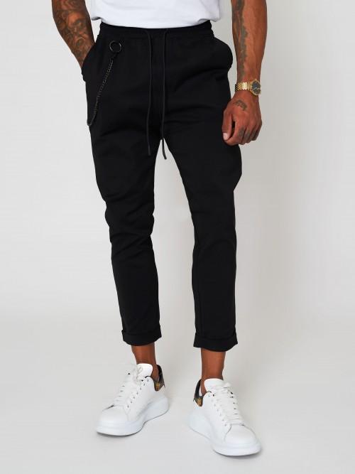 Pantalon de jogging à chaîne Homme Project X Paris