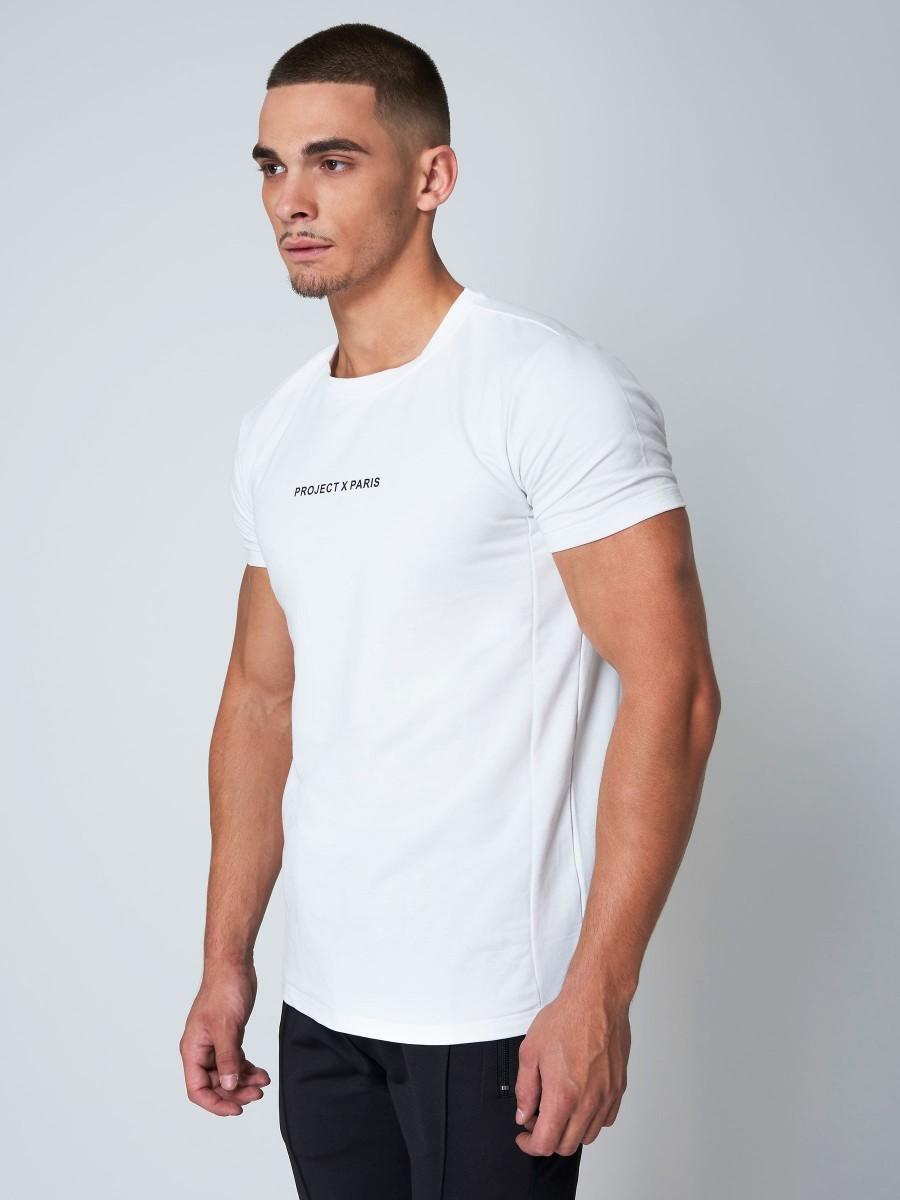 T-shirt with logo Project X Paris