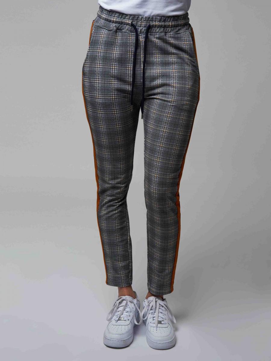 Nouveaux produits 85eea 204e2 Pantalon de jogging imprimé à carreaux