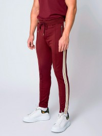 Joggers pants with gold stripes Project X Paris