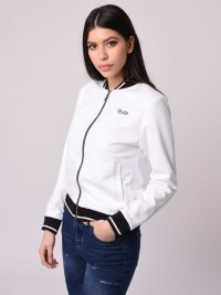 Monochrome Teddy Jacket Project X Paris Women