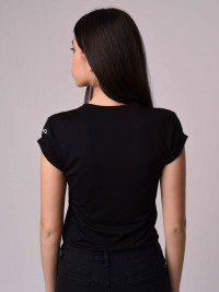 T-shirt manches courtes Paname Femme Project X Paris