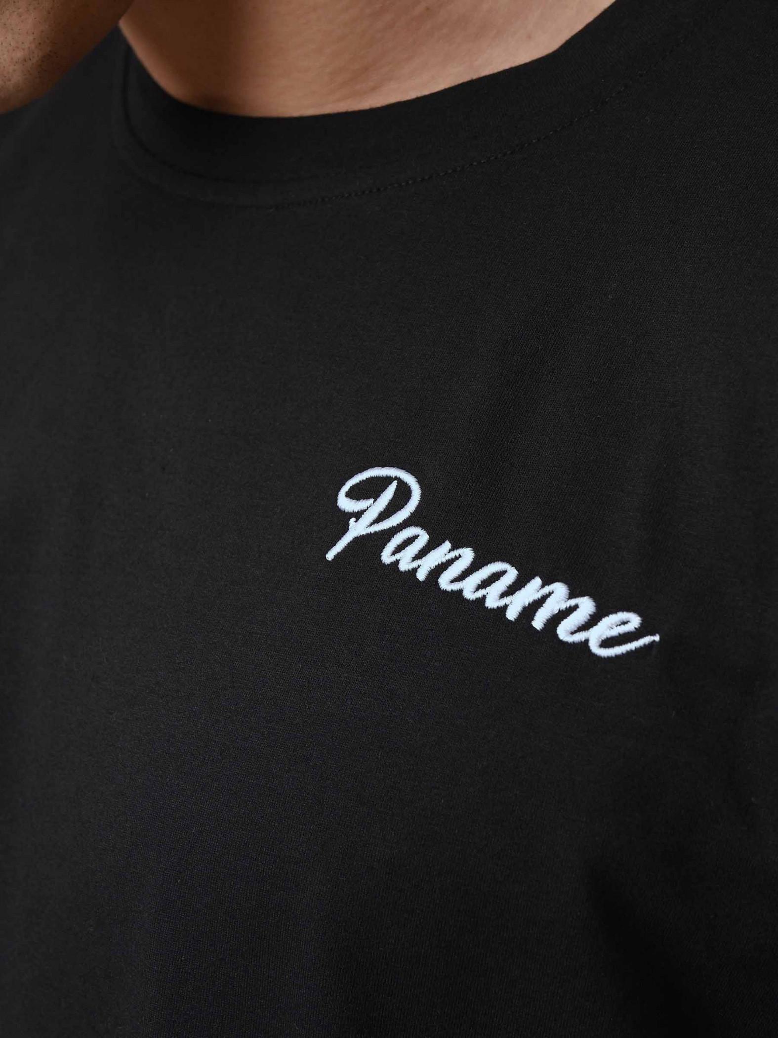 0c873ebcd65 T-shirt manches courtes avec broderie
