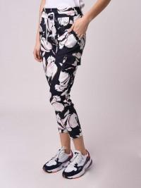 Pantalon cargo imprimé fleurs Femme Project X Paris