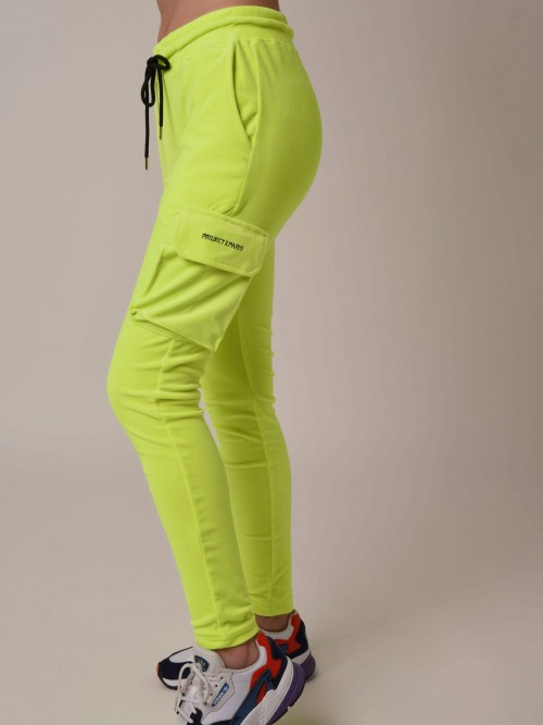 Pantalon de jogging en velours femme Project X Paris