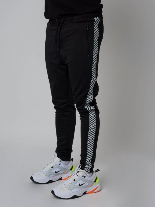 Pantalon de jogging motif tribal Homme Project X Paris