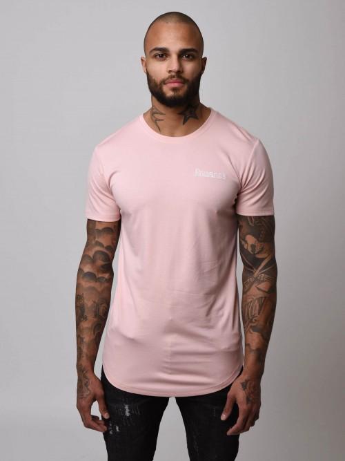 """T-shirt manches courtes avec broderie """"Romance"""" Homme Project X Paris"""
