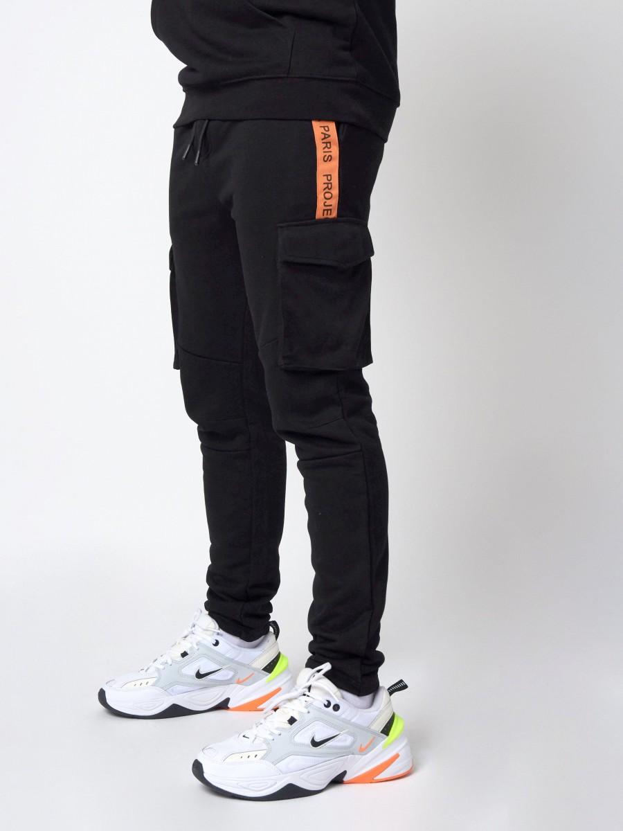pantalon de jogging style cargo homme project x paris. Black Bedroom Furniture Sets. Home Design Ideas