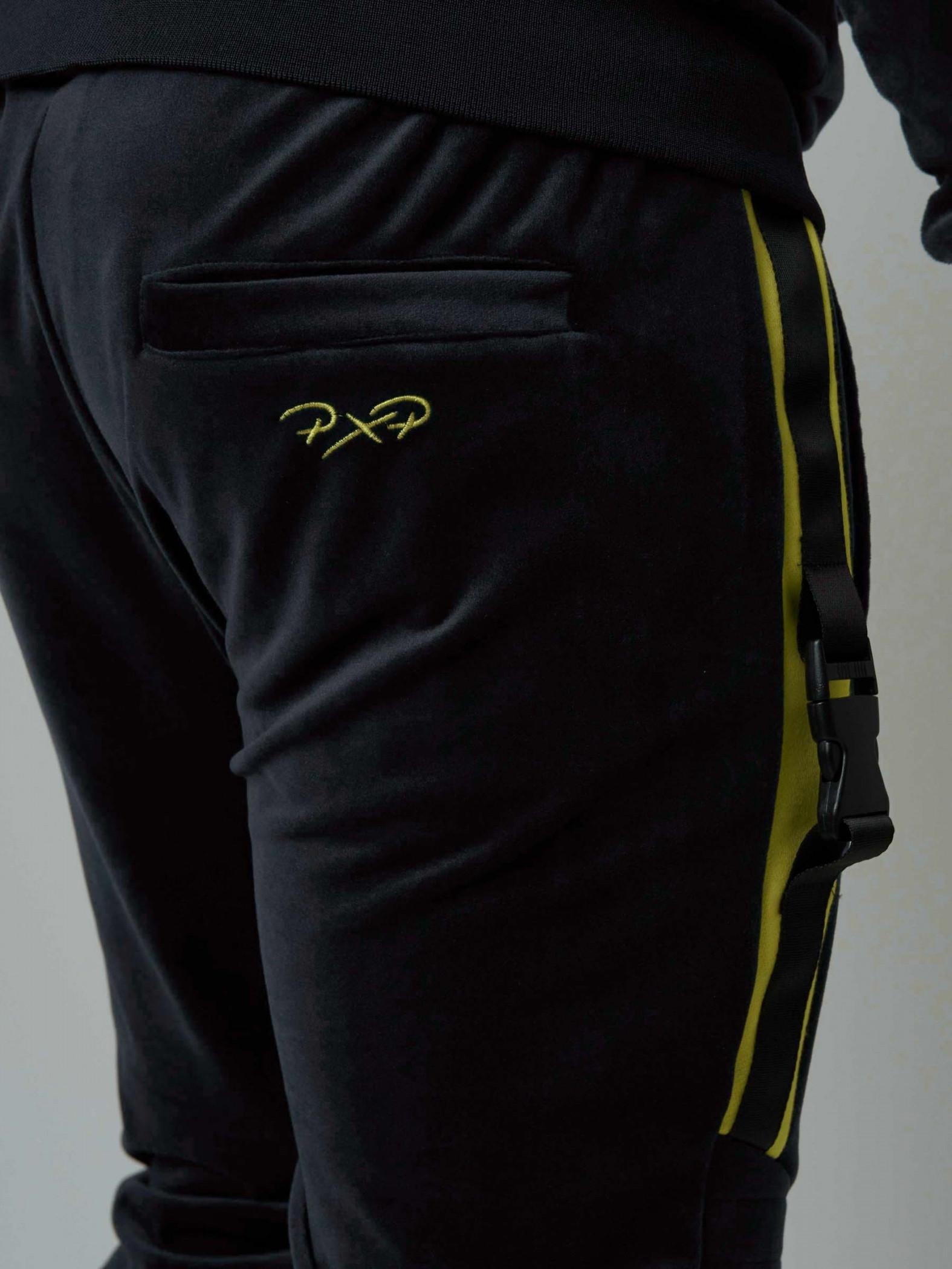 Project X Paris Velour Pleat Pants