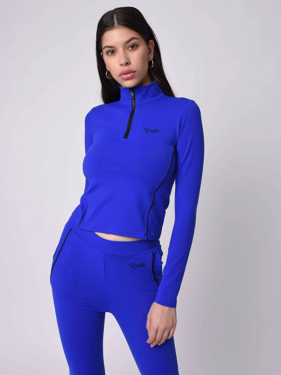 1cd4a68f6d3 Half-zip Funnel neck Sweater