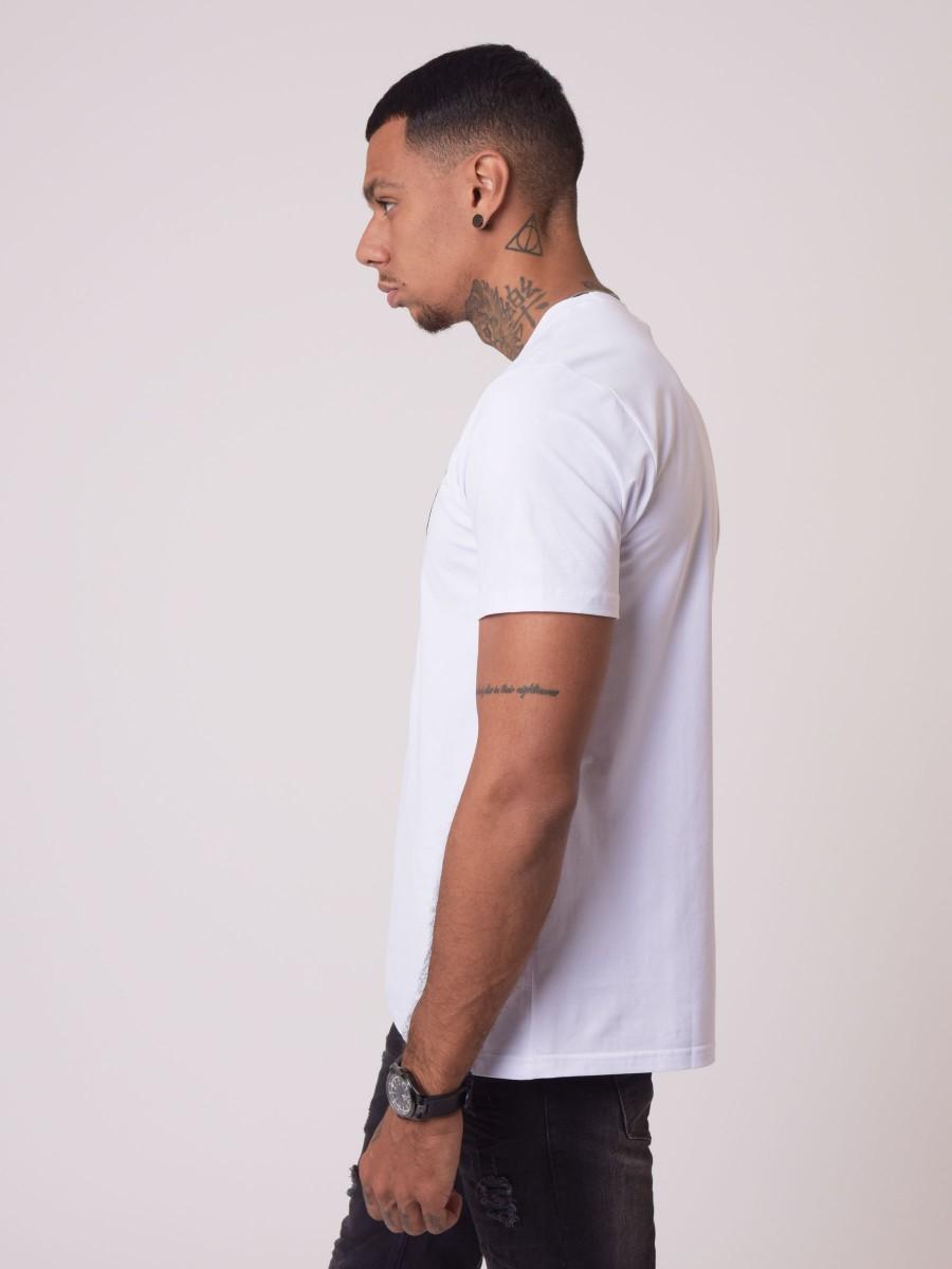 Tee-Shirt manches courtes basic avec...