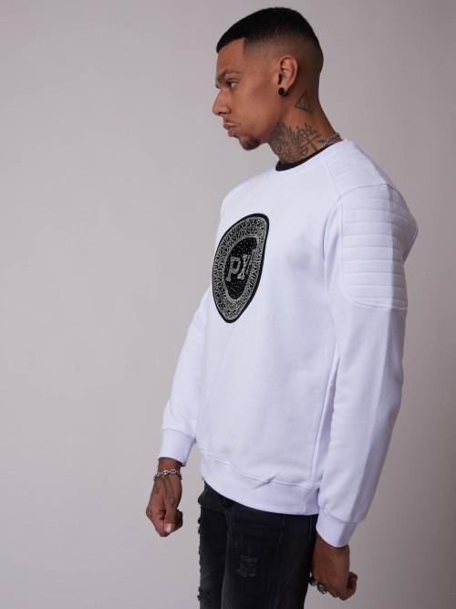 Sweatshirts col rond homme