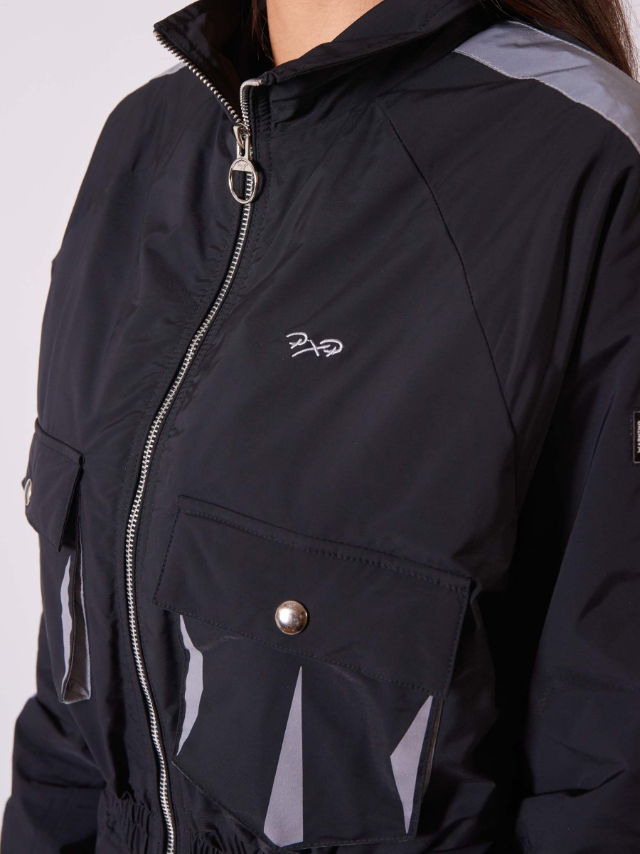 Short Jacket Oversize pockets