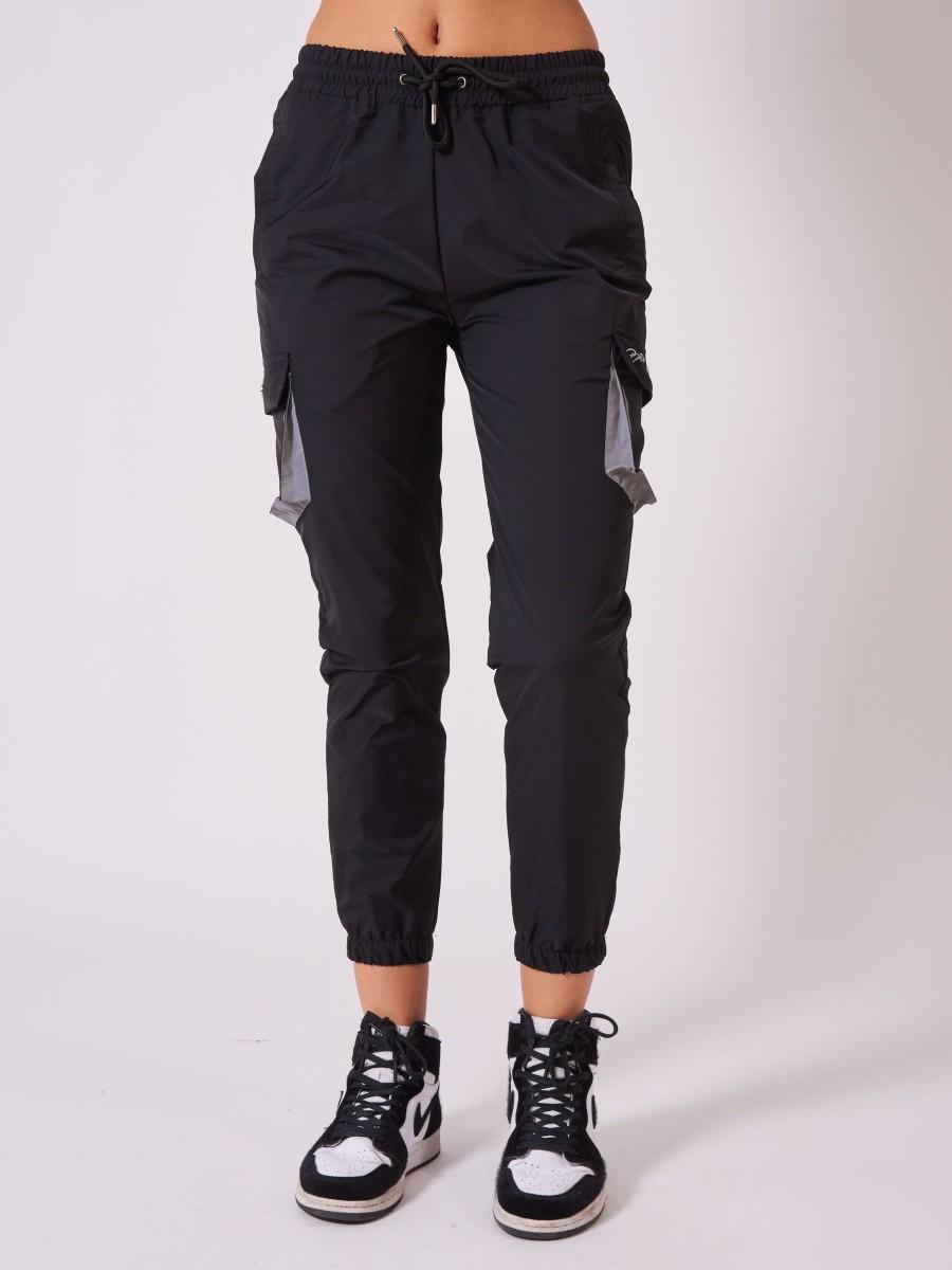 Jogger oversize pockets