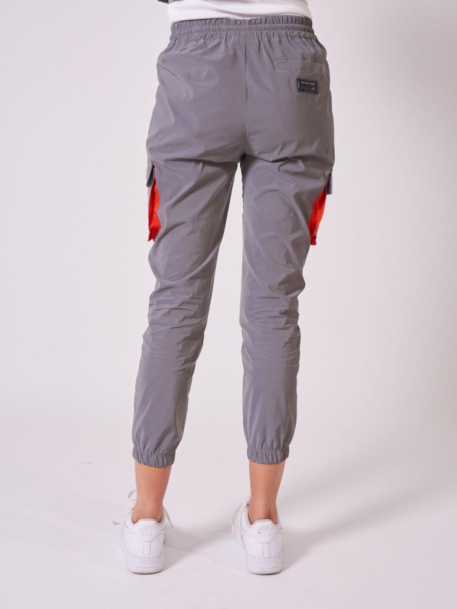 Bas de jogging poches oversize
