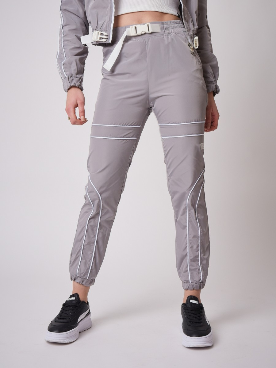 Basic Jogger with Pipings