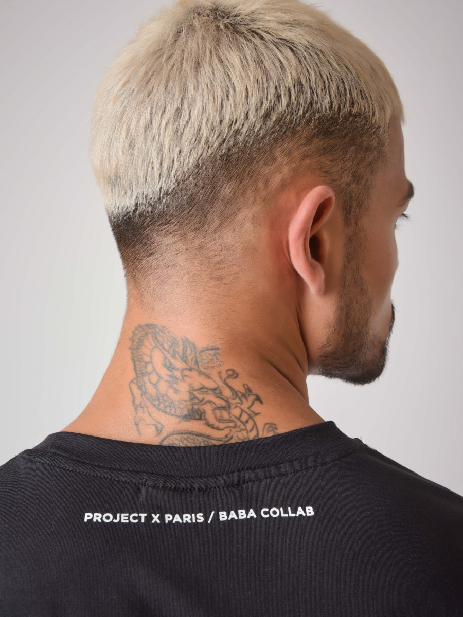 """""""Baba Collab"""" graphic T-shirt"""