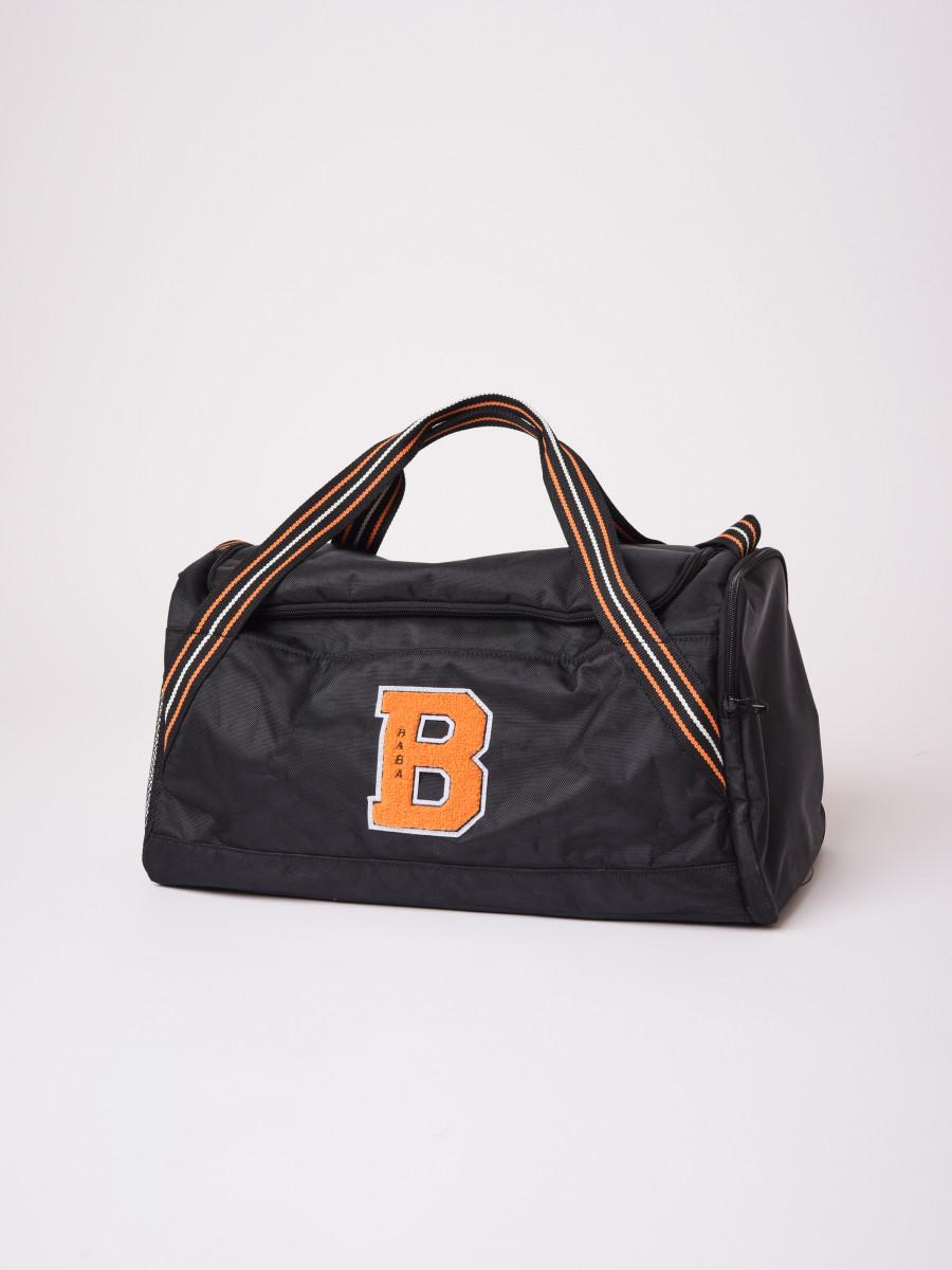 """Baba Collab"" Crossbody Gym bag"