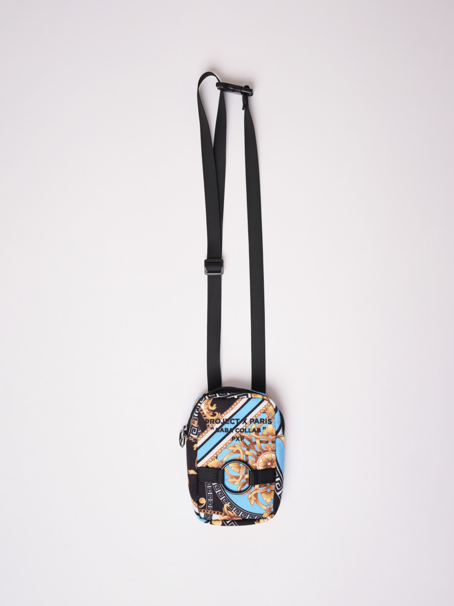"""Baba Collab"" Utility Phone pouch"