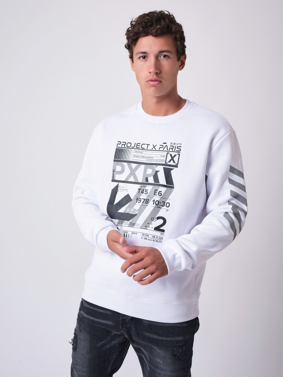 Reflect Design Sweatshirt
