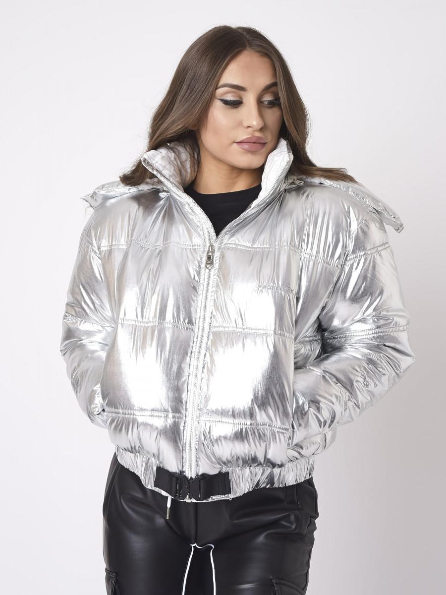 Oversize Crop winter Jacket