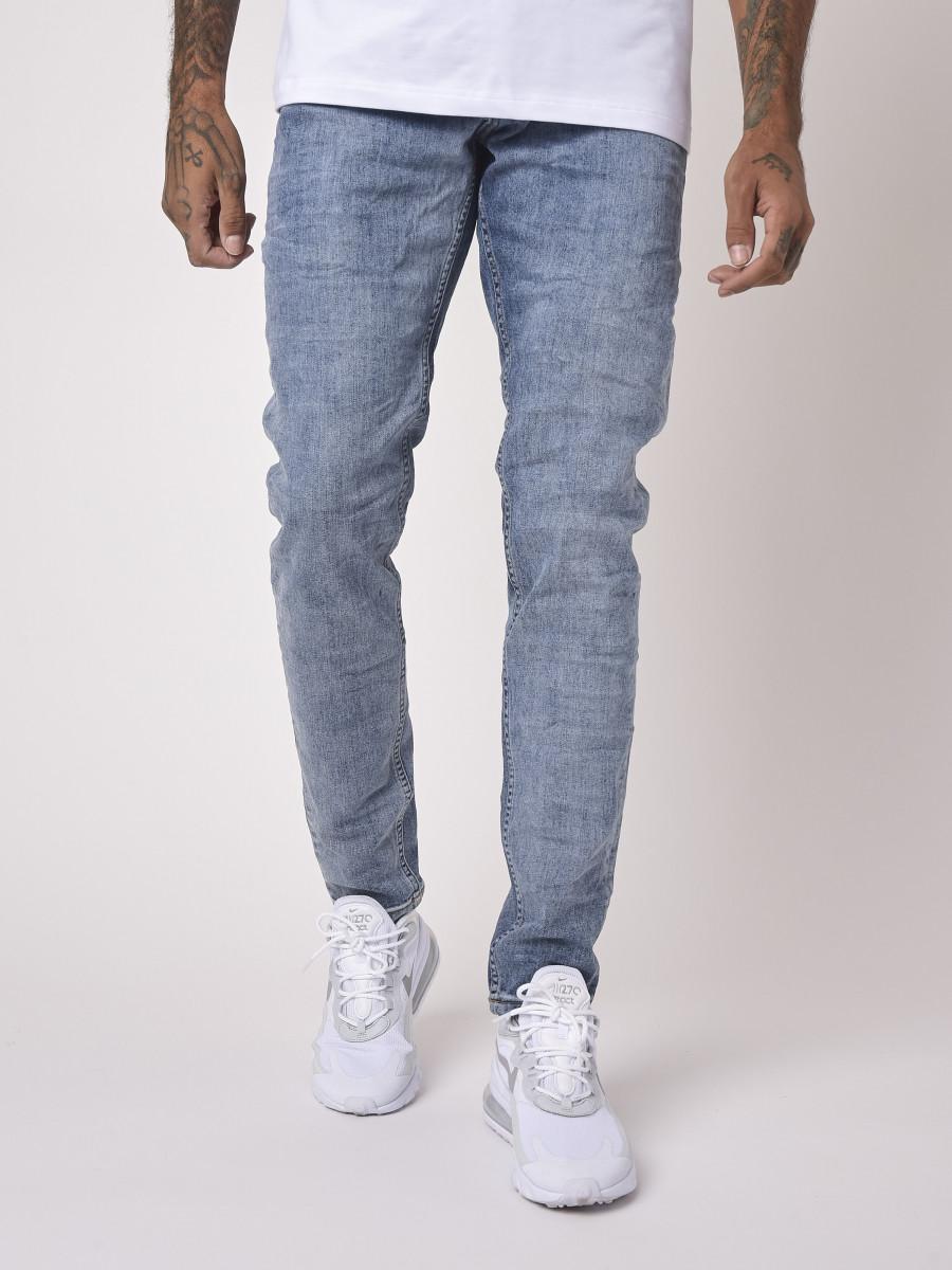 Basic Slim light bleu Jean