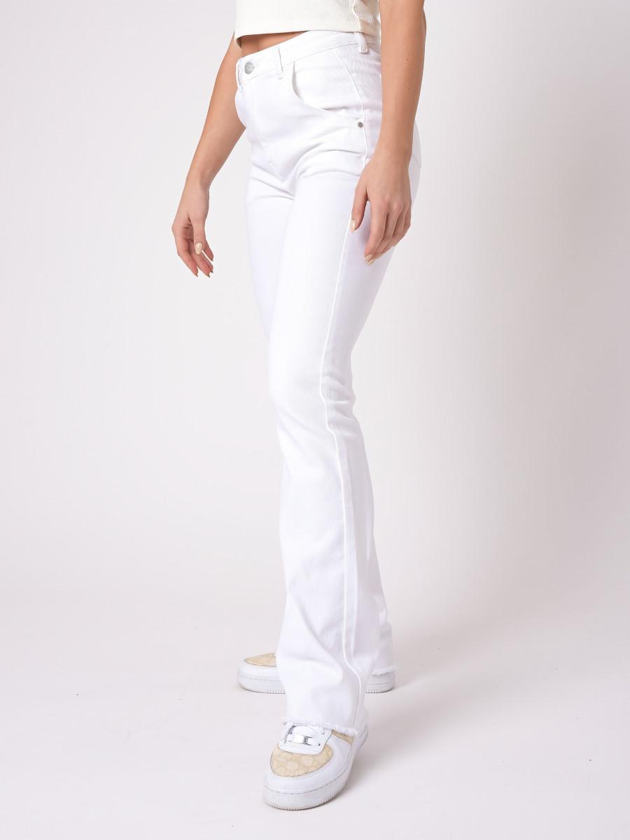 Flared stretch Jean