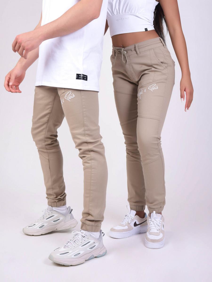 Pantalon skinny basic coutures...