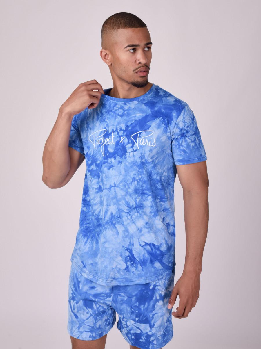 Signature tie & dye T-shirt