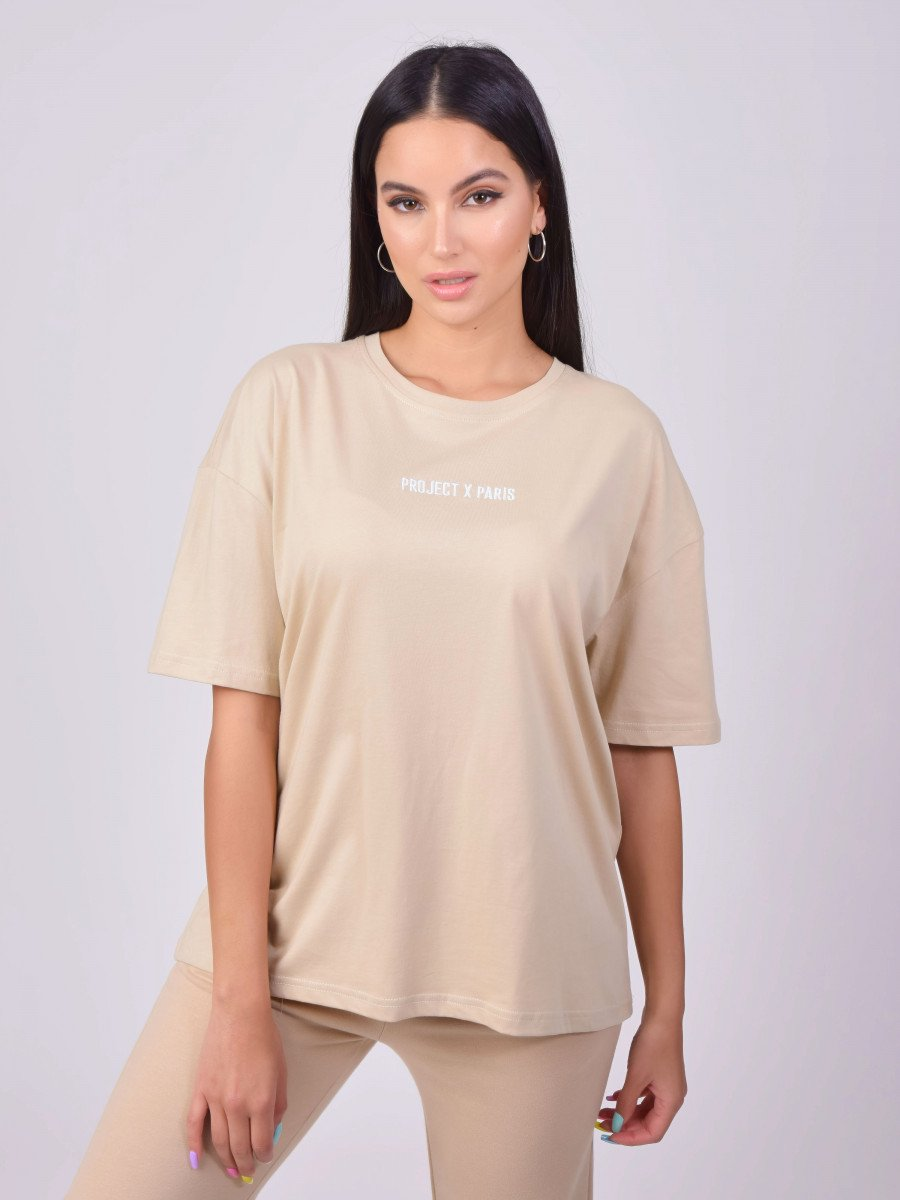 Loose basic t-shirt