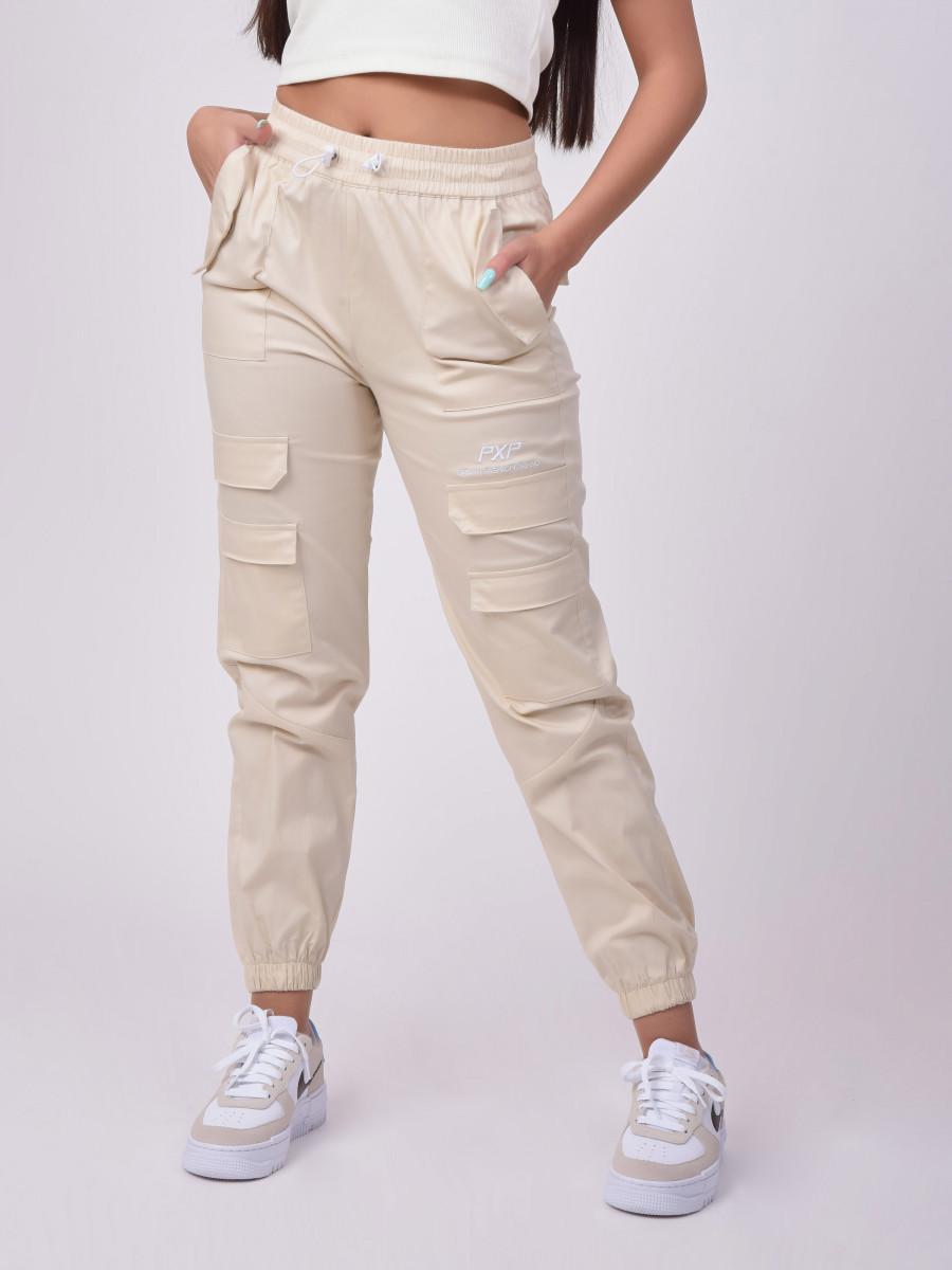 Pantalon style cargo basic