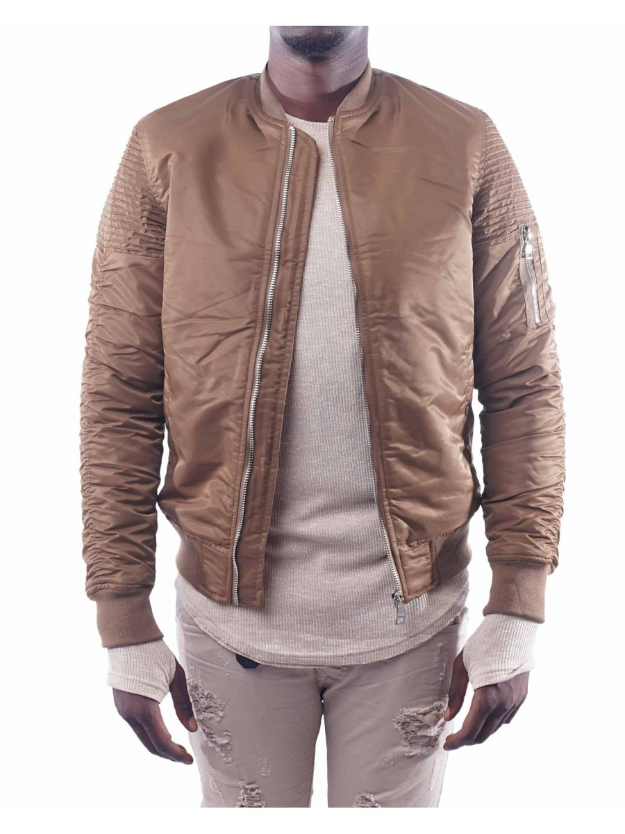Shell down bomber Jacket