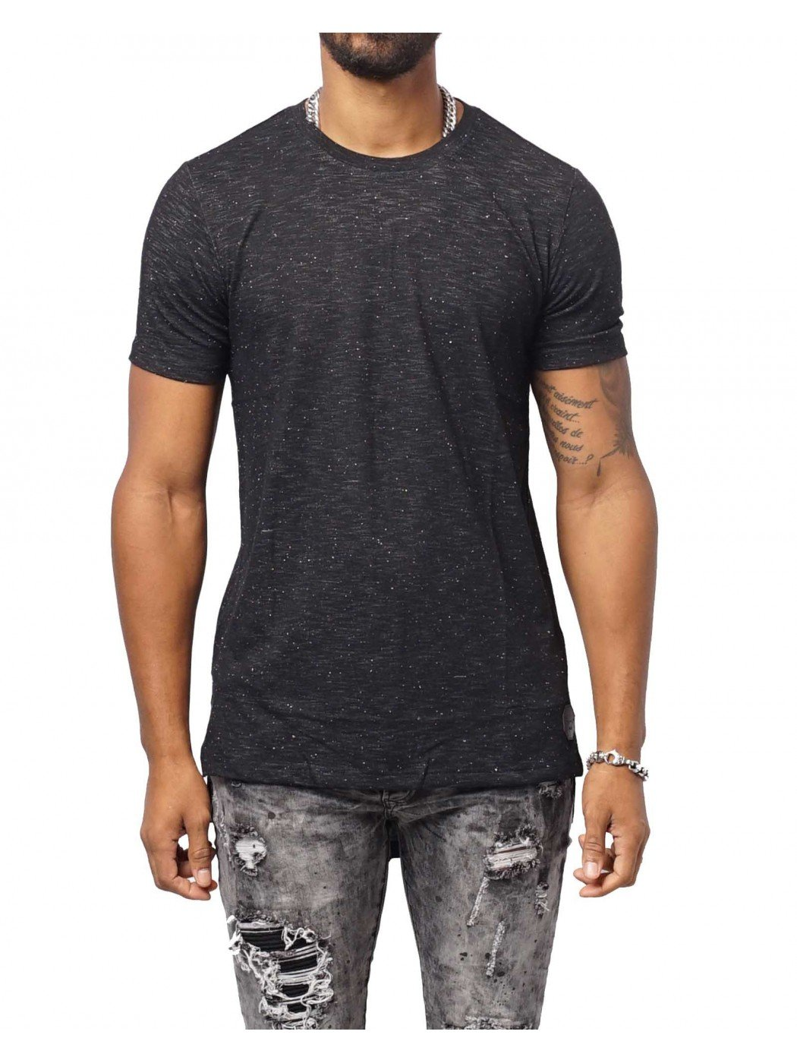 cotton blend oversized tee shirt project x paris 88161122. Black Bedroom Furniture Sets. Home Design Ideas