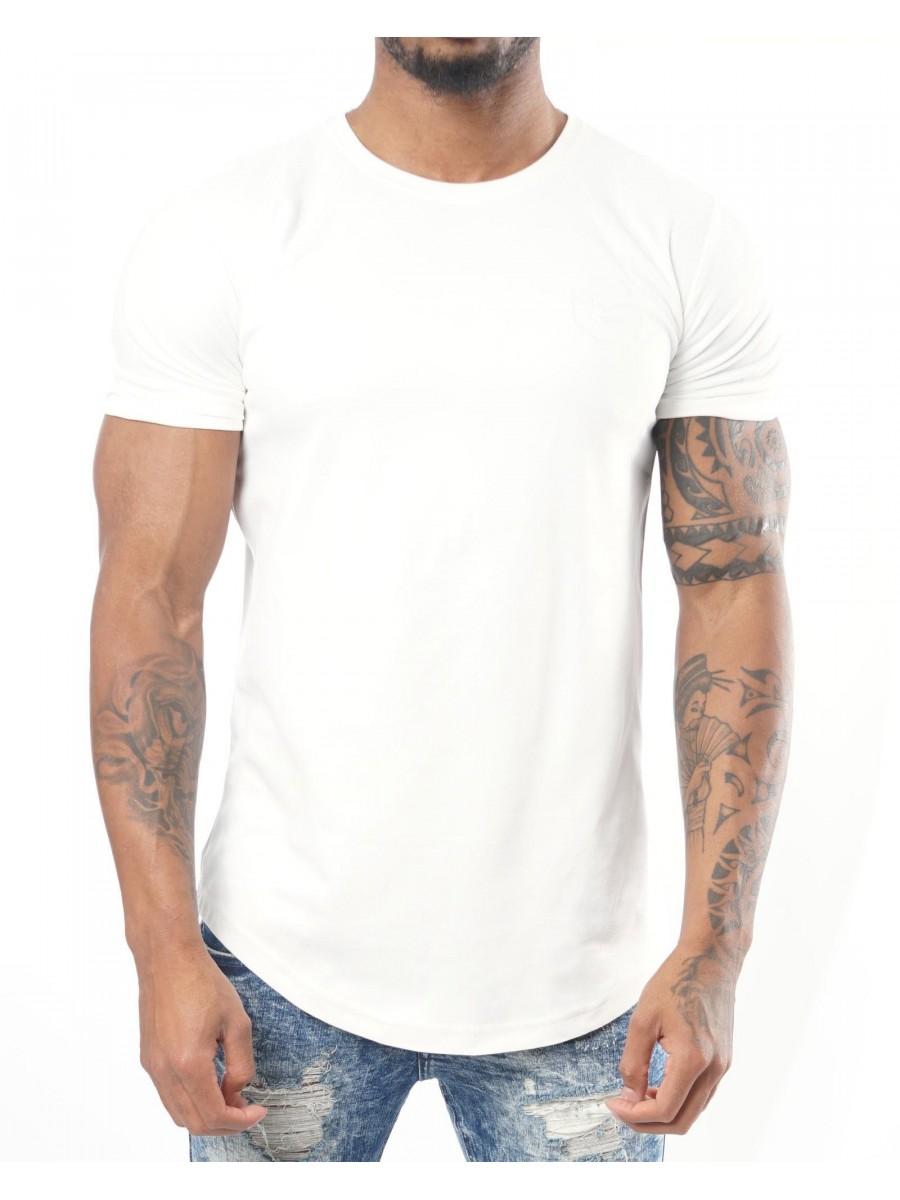 Tee shirt effet daim 88161144
