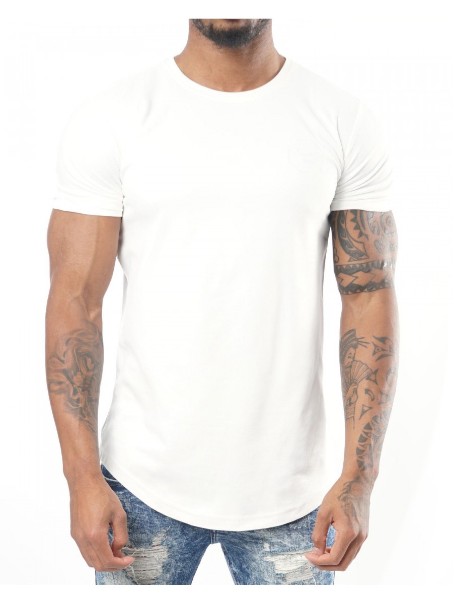 Suede T-Shirt
