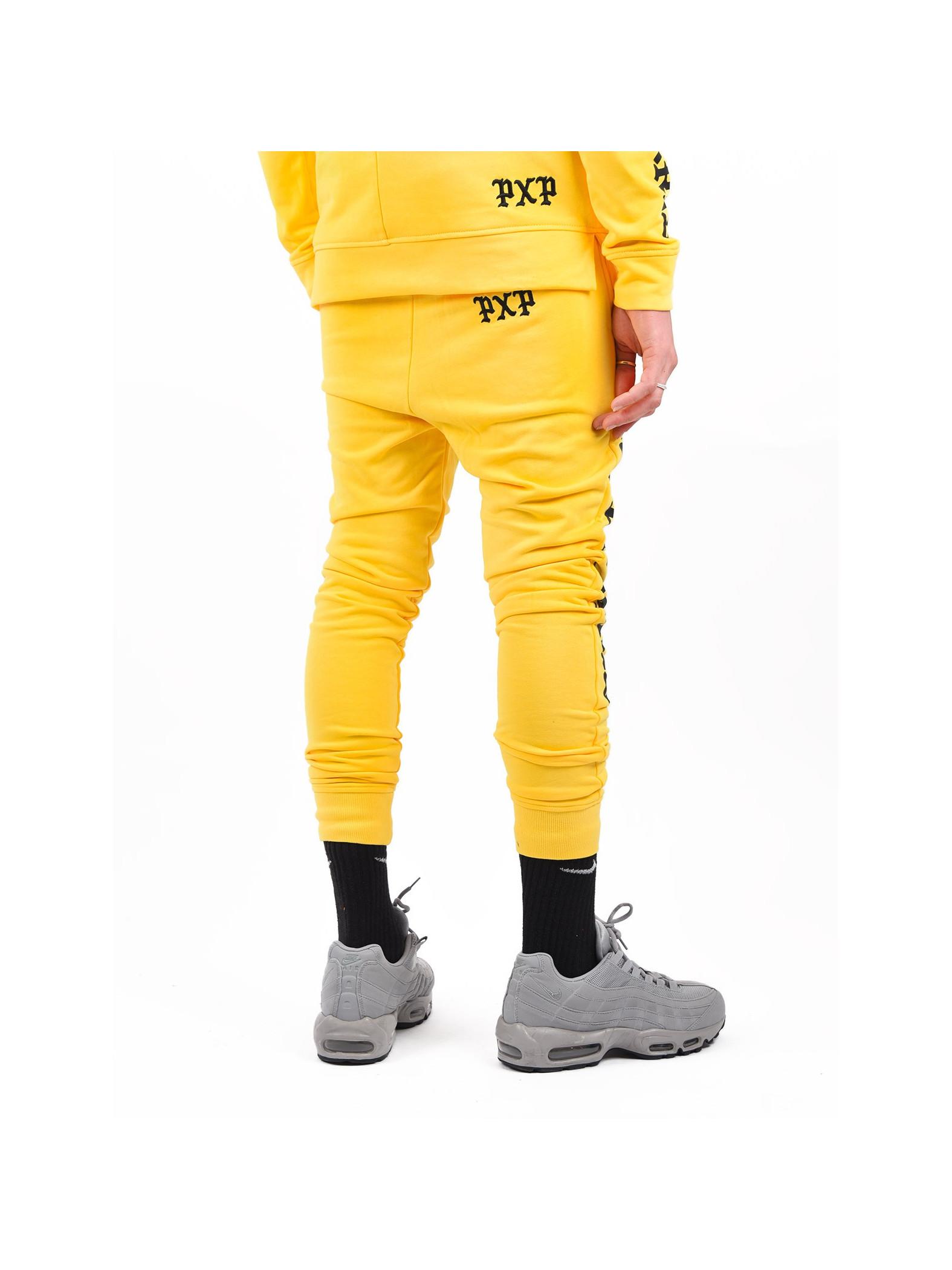 jogging vans jaune