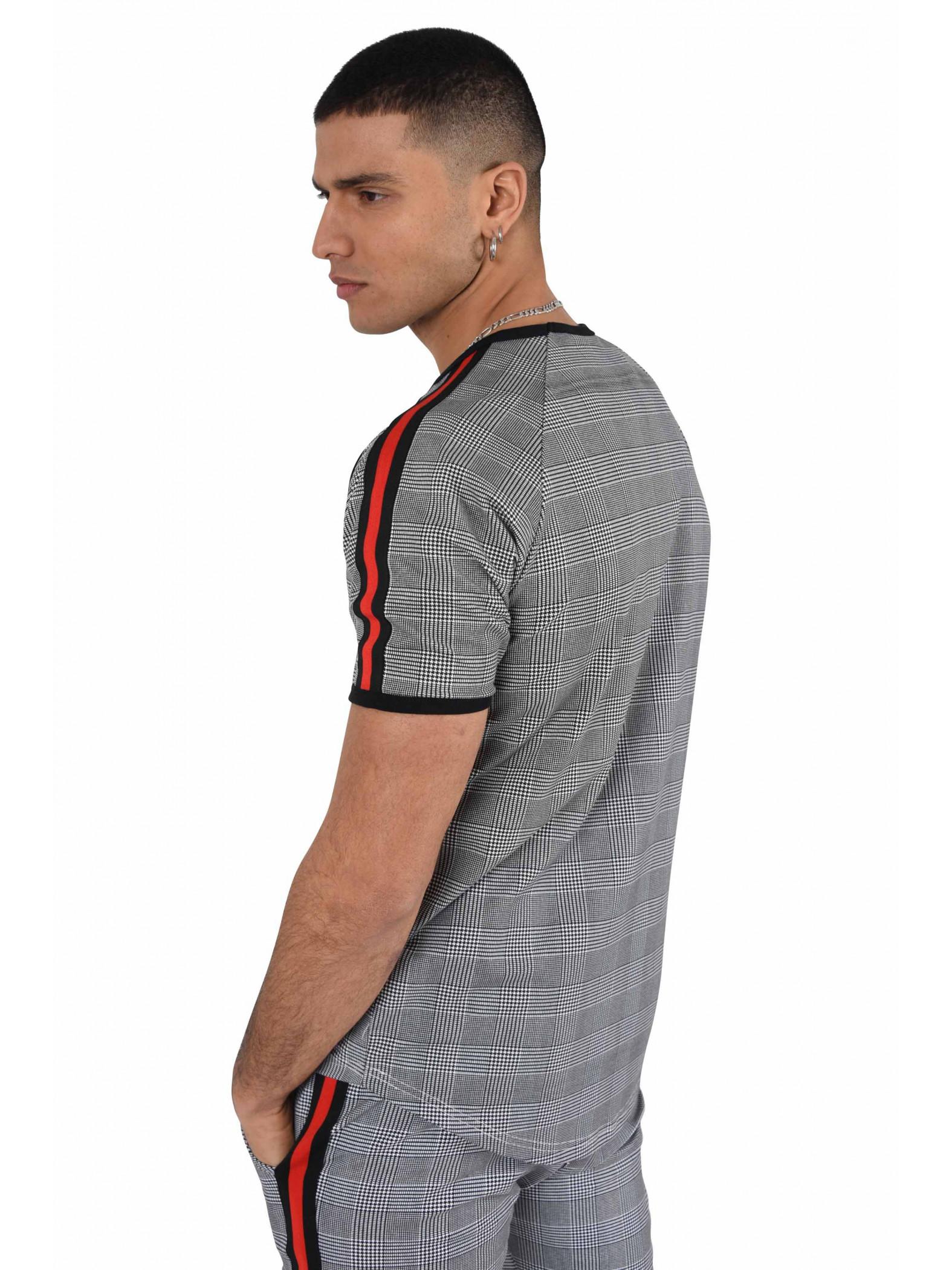 6c8389633854c Houndstooth Tee shirt Project X Paris
