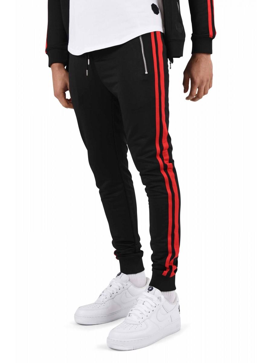 magasin d'usine d80df 6ac1c Pantalon de jogging à doubles bandes