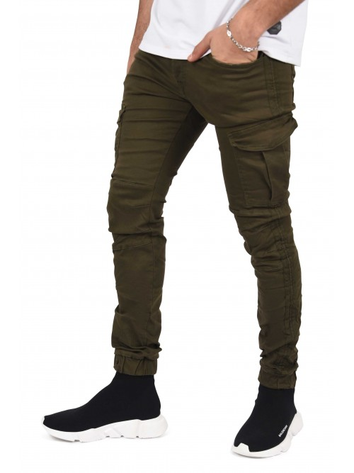 83e448525a38c Jeans cargo homme