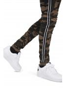 Jean skinny bandes bicolores Homme Project X Paris